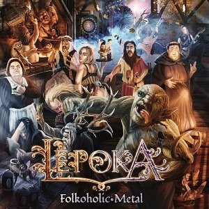 Lepoka - Folkoholic Metal (2014)