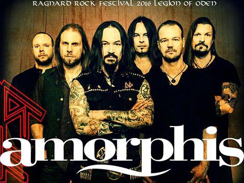 Amorphis RRF