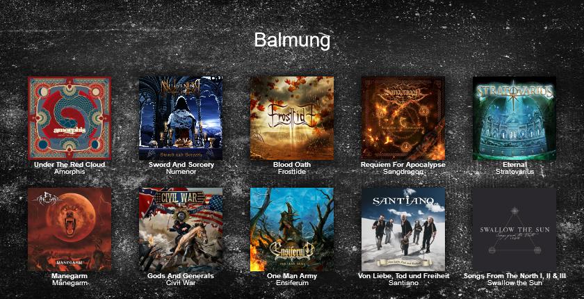 Top 2015 Balmung