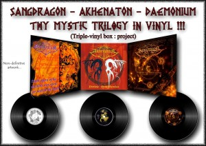 Sangdragon 3 LP