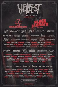hellfest affiche