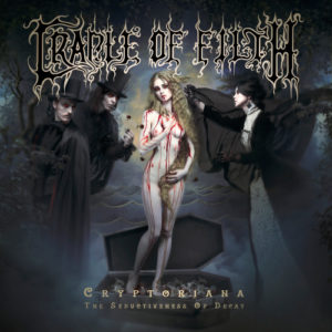 Valkyries Webzine Cradle of filth