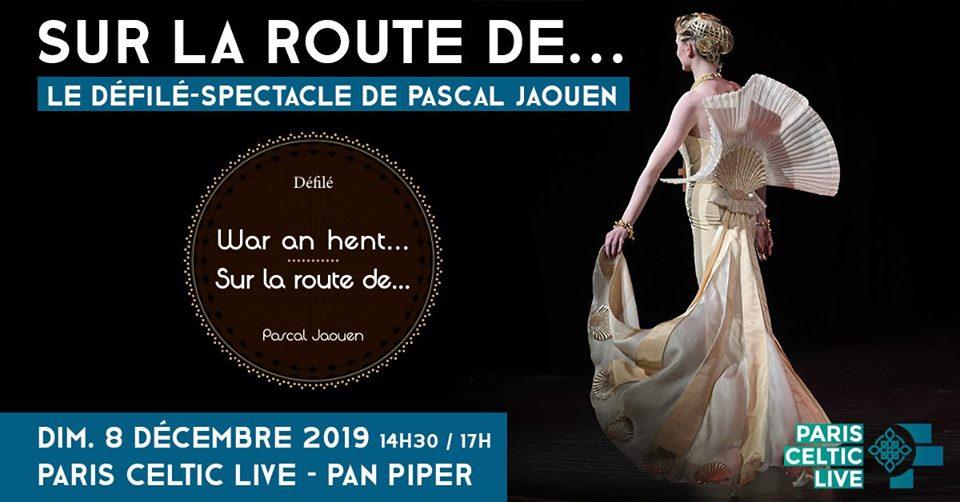 Sur la route de Pascal Jaouen // Paris