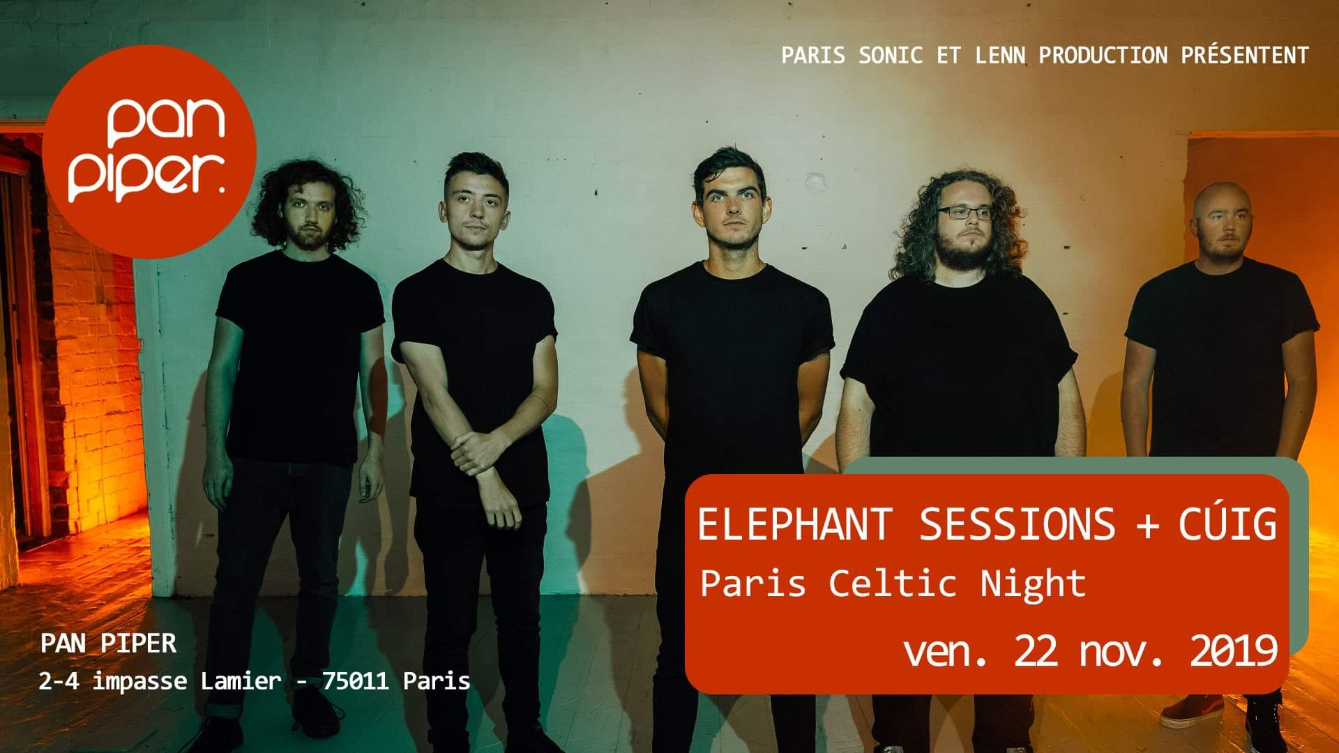 Elephant Sessions / Cuig // Paris