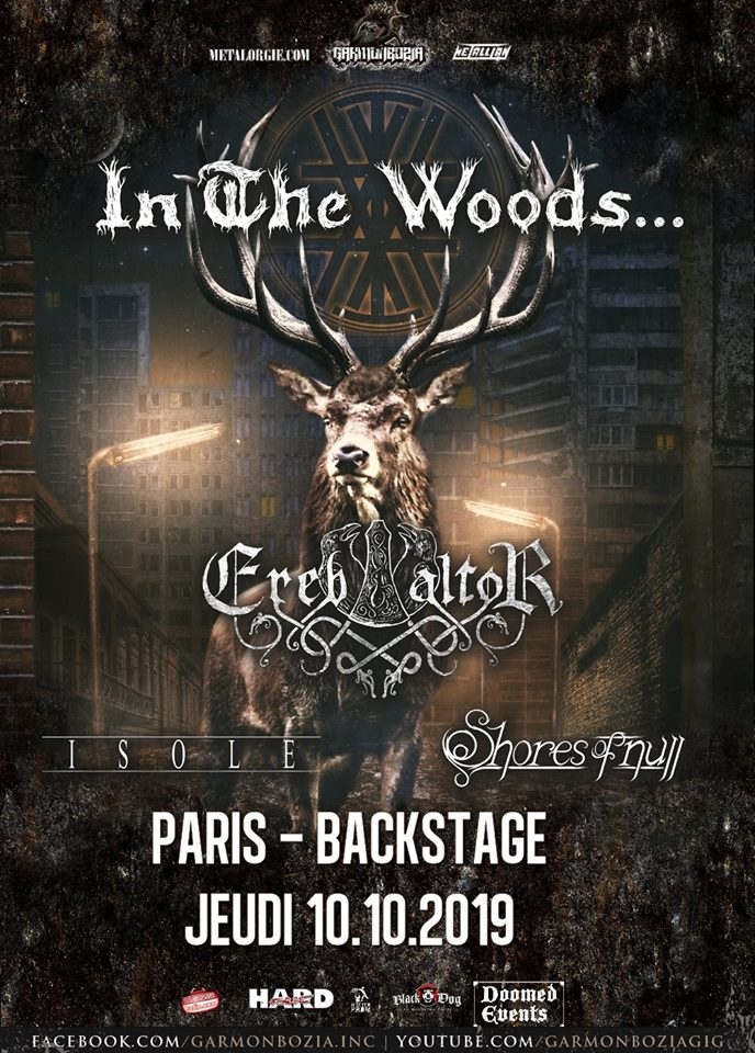 In The Woods … // Paris
