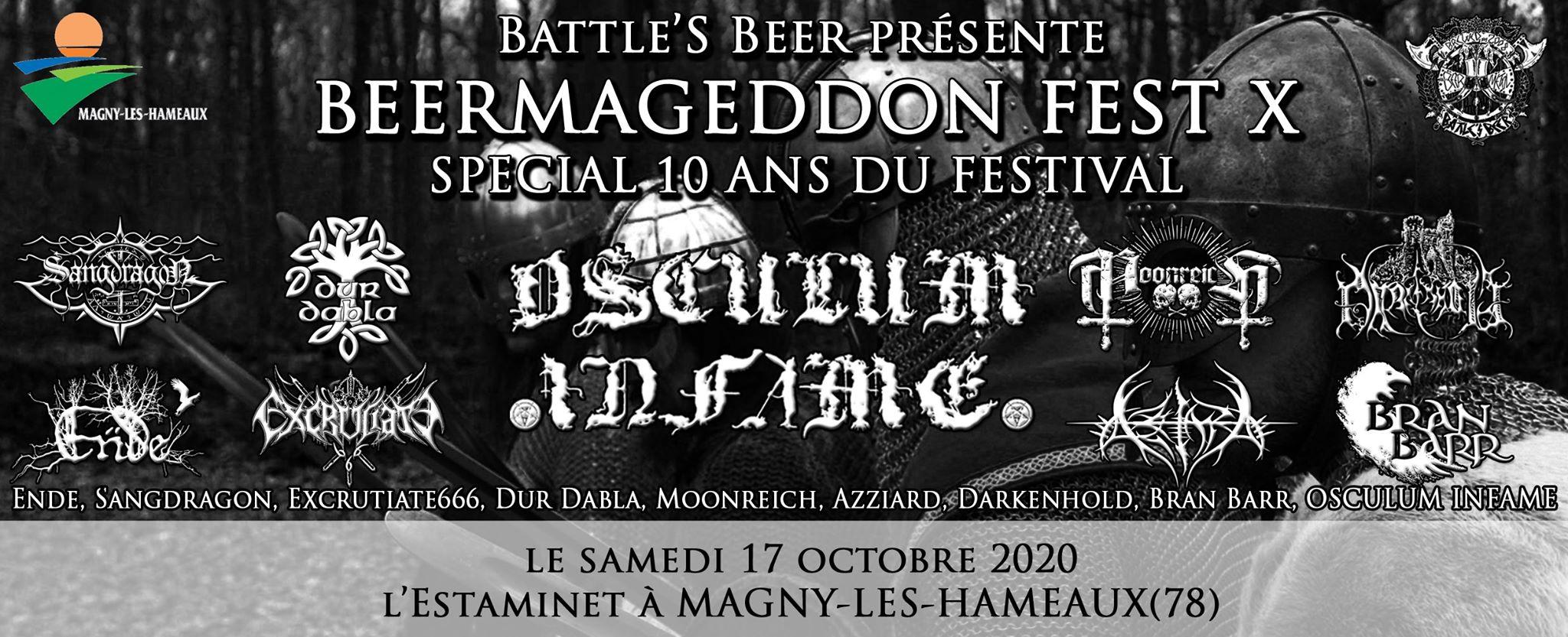 Beermageddon Fest X