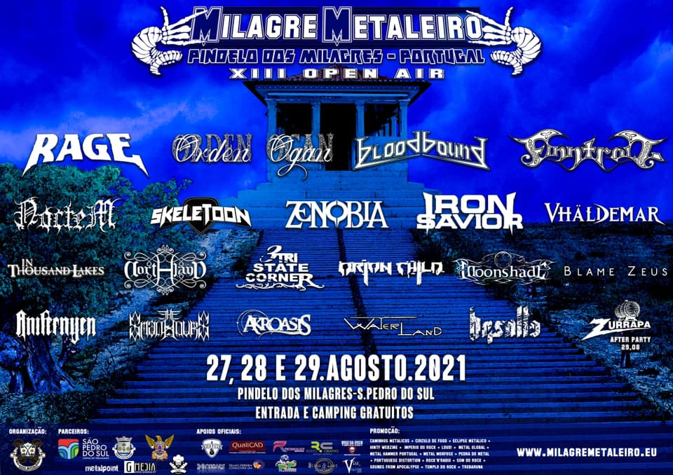 Milagre Metaleiro Open Air XIII