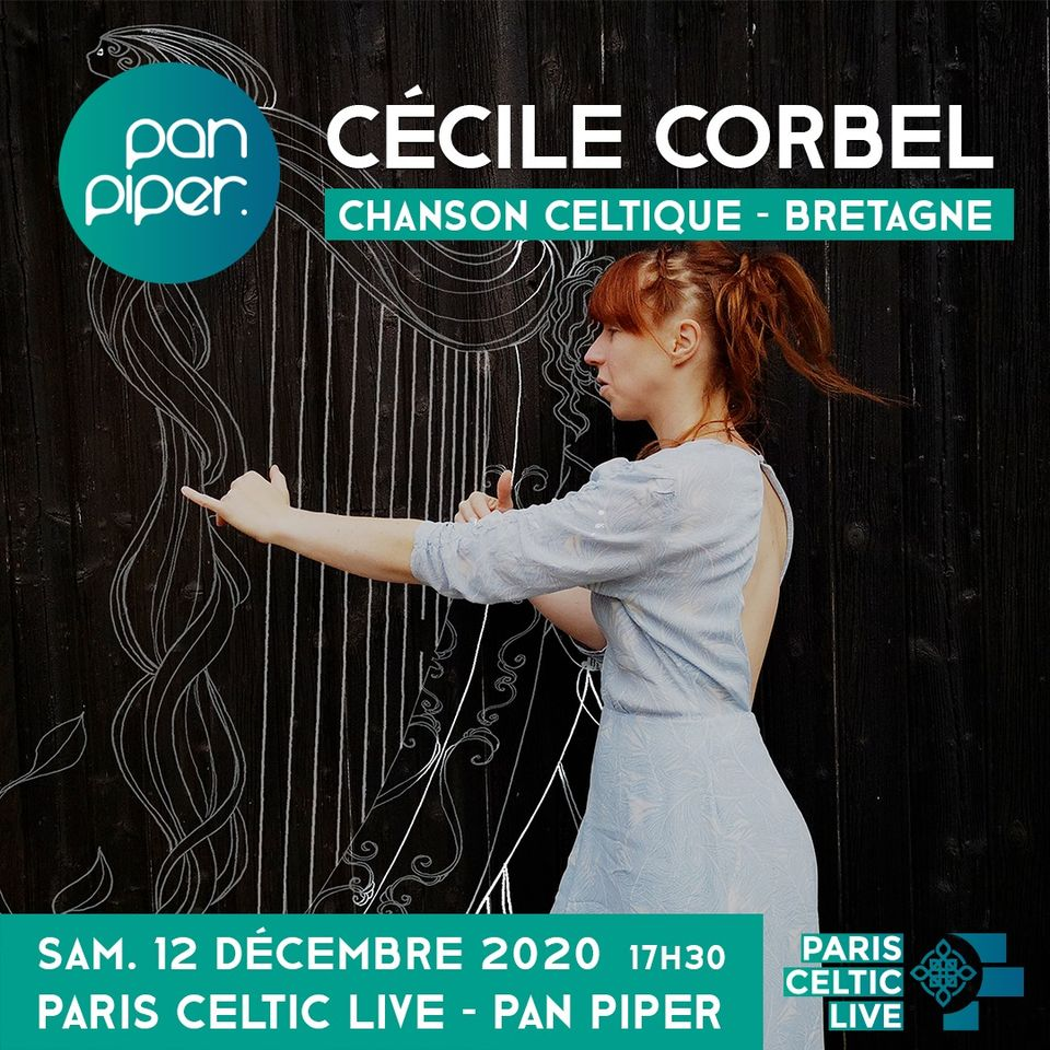 Cécile Corbel // Pan Piper – Paris