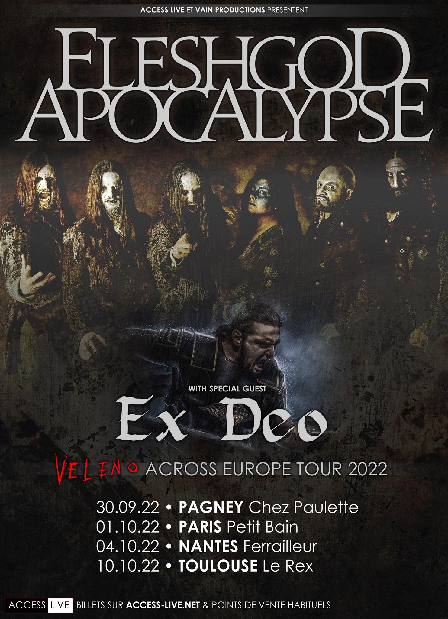 Fleshgod Apocalypse / Ex Deo