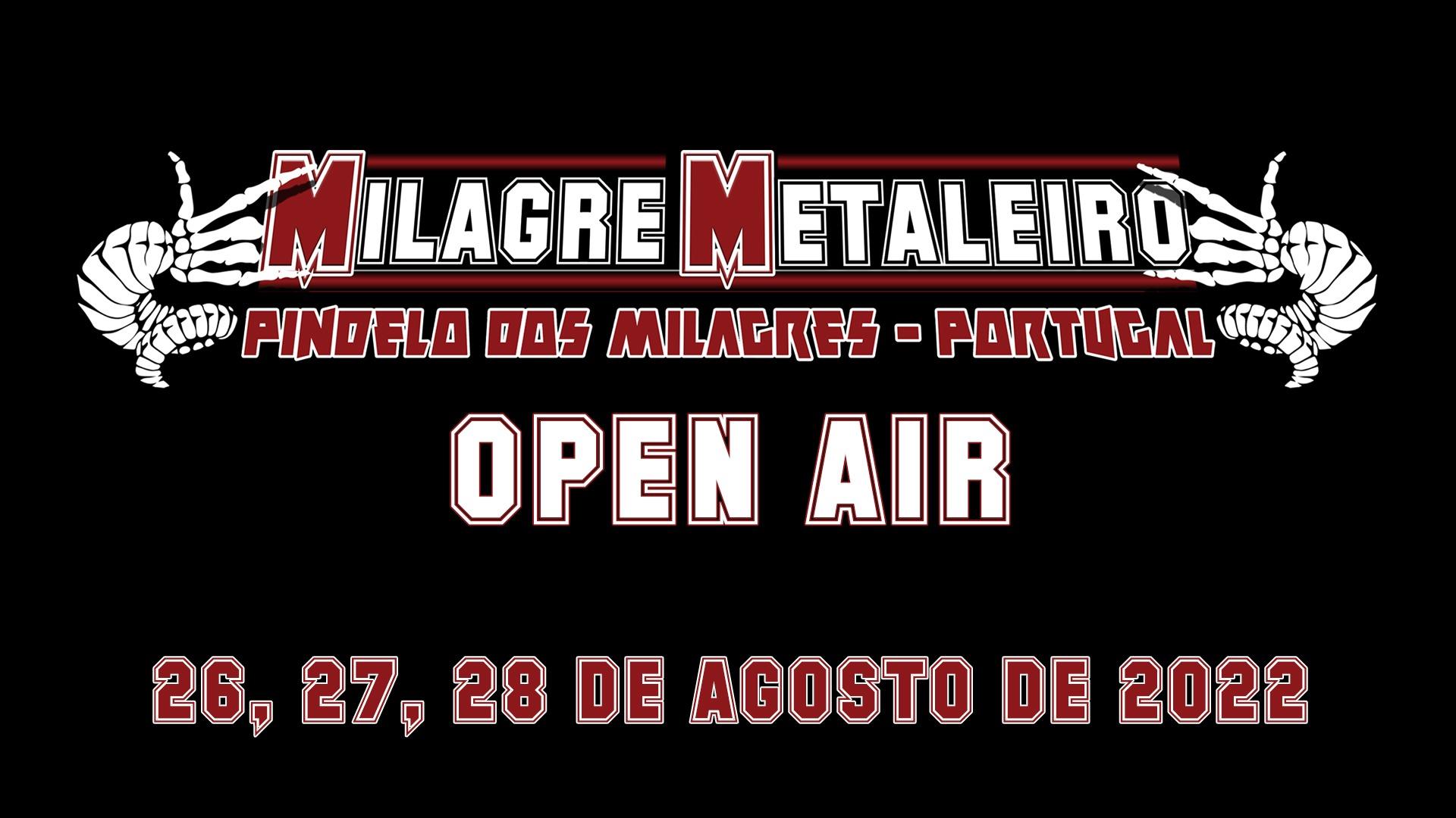 Milagre Metaleiro Open Air XIII
