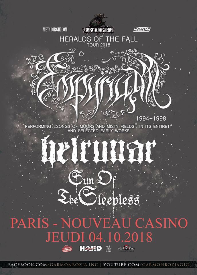 Empyrium / Paris
