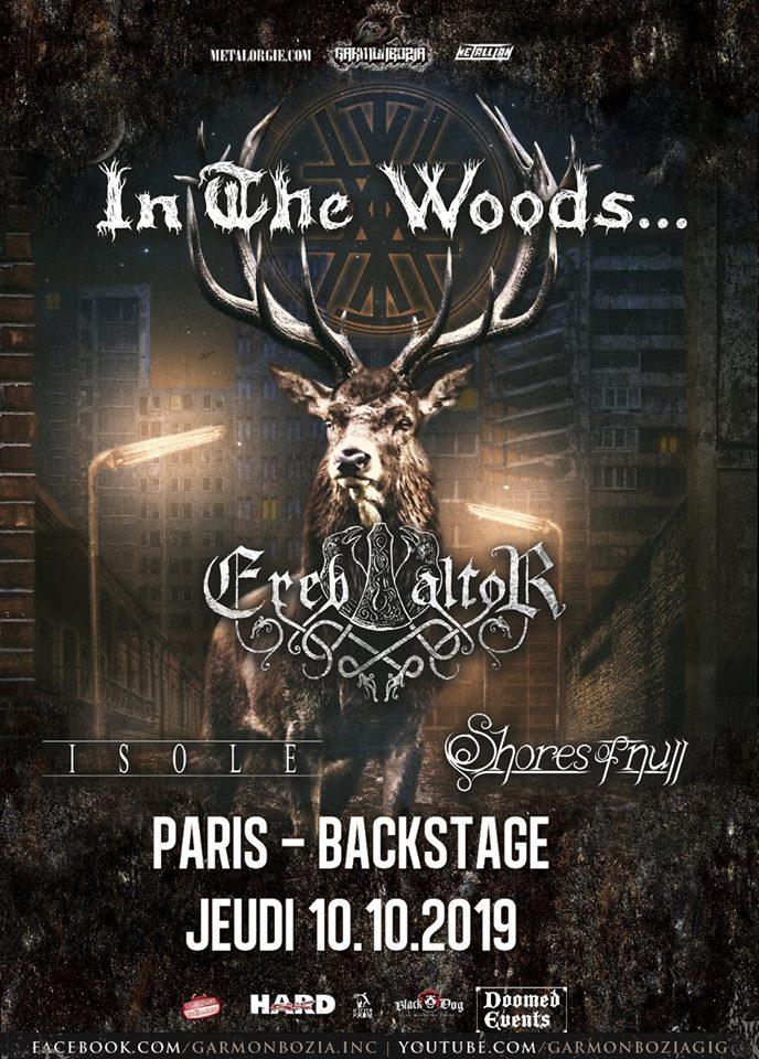 In The Woods … // Paris