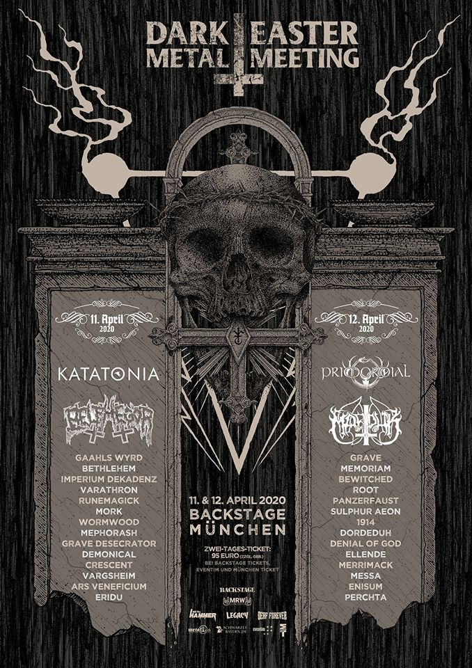 Dark Easter Metal Meeting 2020 // Munich
