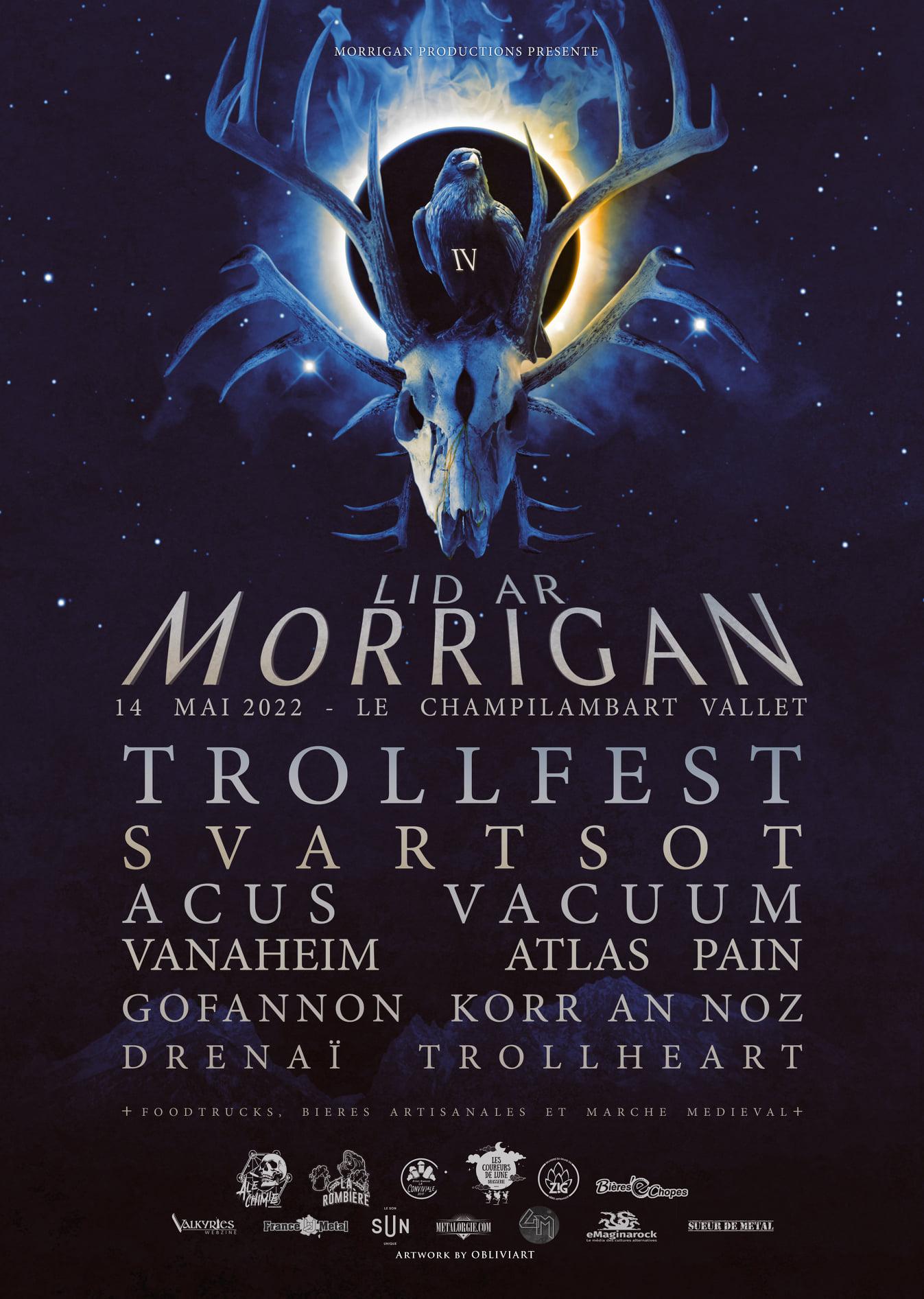 Lid Ar Morrigan IV